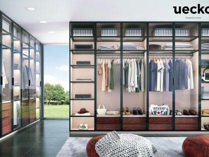 En 2020 Uecko presenta una nueva colección de gama Premium en armarios