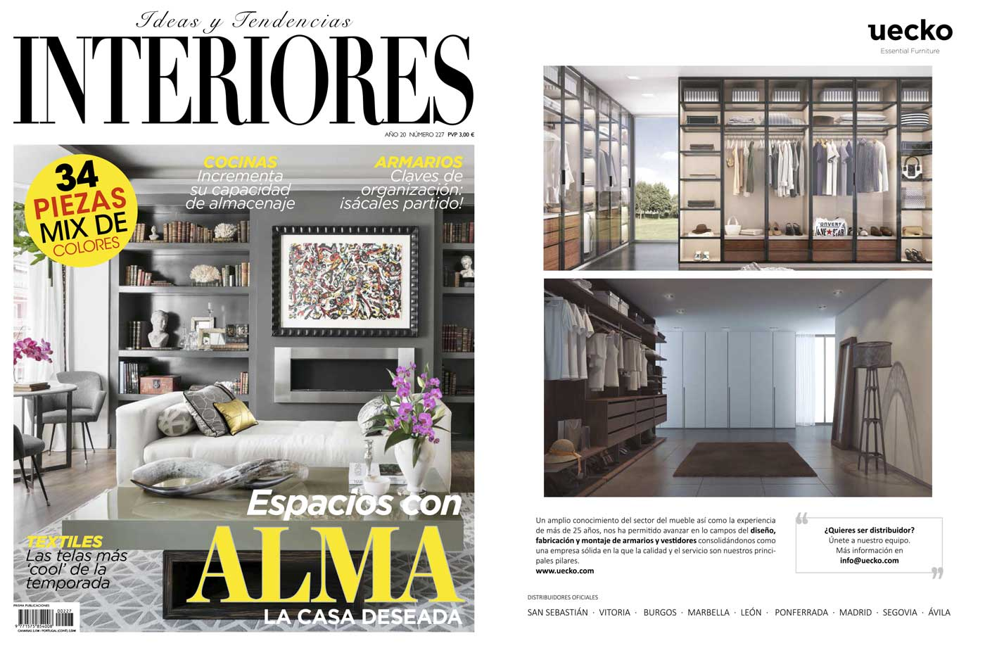 Prensa INTERIORES 227