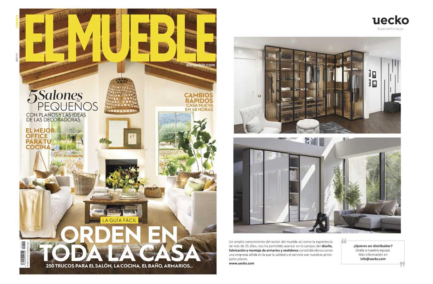 Prensa MUEBLE699